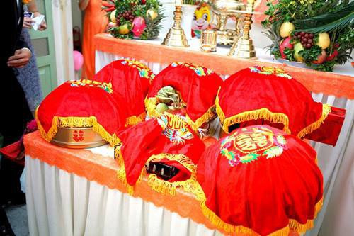 Tục thách cưới vẫn còn tồn tại ở nhiều vùng quê Việt (ảnh minh họa)
