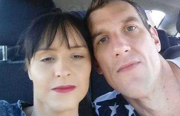 Stacey và vị hôn phu, cũng là kẻ thủ ác trong vụ tấn công nghiêm trọng mất hết nhân tính.
