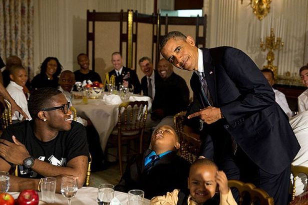 Dự tiệc với tổng thống ư? Chẳng có gì ngoài sự mệt mỏi, ngả lưng đã!