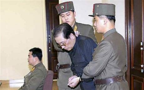Ông Jang Song-thaek bị xử tử cuối năm 2013 (Ảnh: Yonhap)