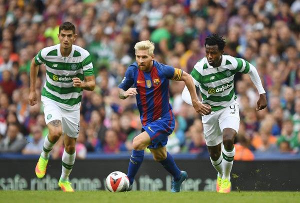 Messi vẫn là cầu thủ đáng chú ý nhất bên phía Barcelona