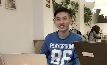 Trần Thanh Quý khởi nghiệp chỉ với chiếc laptop và 300 USD.