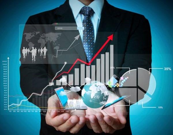 Nhiều cổ phiếu tăng giá mạnh dù hoạt động kinh doanh không có gì đột biến.