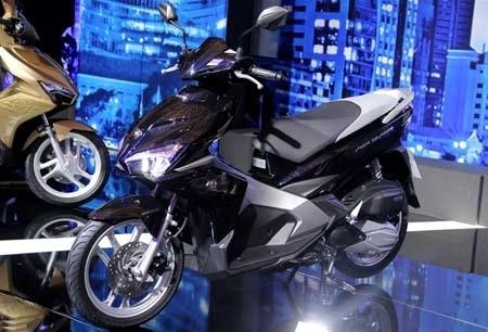 Giá xe máy tại Việt Nam sẽ tăng mạnh?