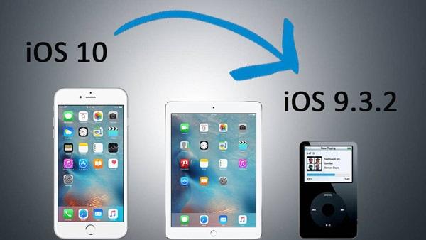 Cách trở về iOS 9.3.2 sau khi nâng cấp lên iOS 10 - 1