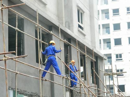 Tai nạn lao động trong lĩnh vực xây dựng chiếm 50% tổng số vụ tại Đà Nẵng.