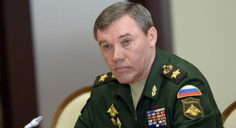 Theo Đại tướng Valery Gerasimov, Tổng Tham mưu trưởng Các lực lượng vũ trang Nga, quân đội nước này sẽ tham gia chống Cách mạng màu