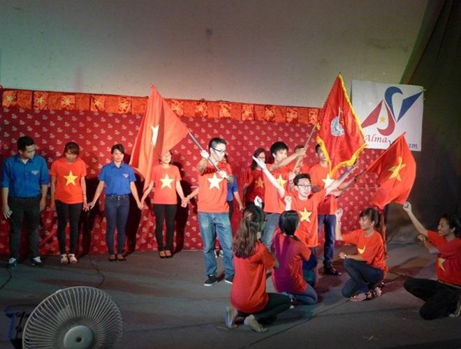 """Gala sinh viên """"Hồn Việt 2016"""" lan tỏa văn hóa Việt Nam tại Cuba - 1"""