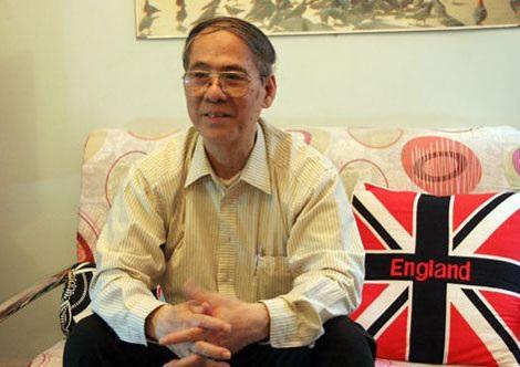 Thầy Nguyễn Quốc Hùng.