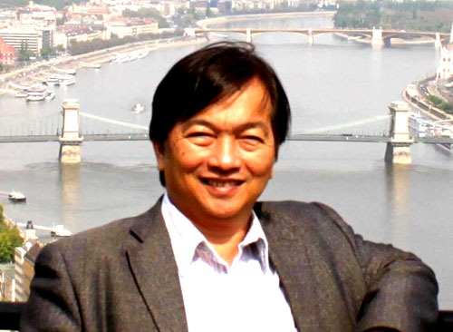 GS.TS Bùi Minh Phong.