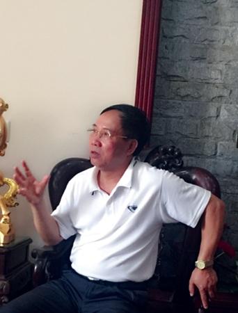 Đồng chí Cao Ngọc Lan kể lại những kỷ niệm đánh án với PV Chuyên đề CSTC.