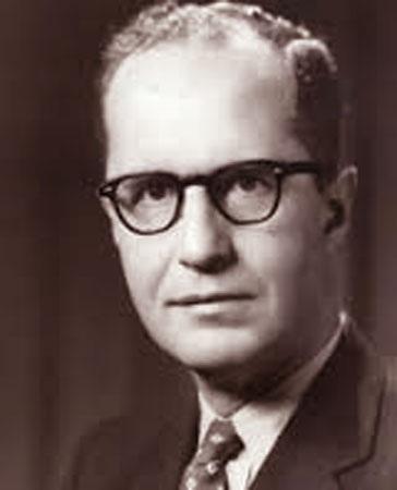 Trùm tình báo Kermit Roosevelt, người trực tiếp chỉ huy chiến dịch hạ bệ Thủ tướng Iran (ảnh: GWU).