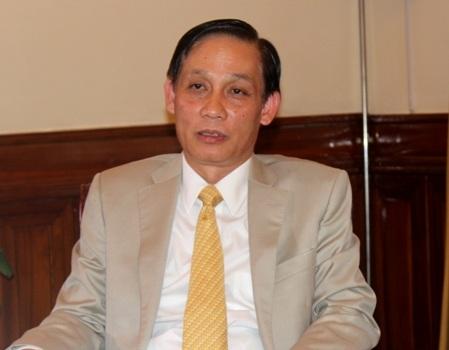 Thứ trưởng Ngoại giao Lê Hoài Trung (Ảnh: Nam Hằng)