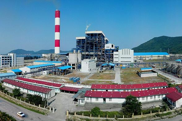 Formosa Hà Tĩnh đang trong quá trình xây dựng đầu tư nhà máy