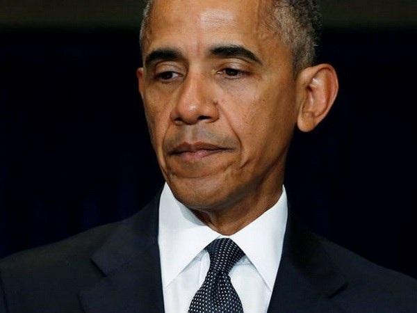 Tổng thống Mỹ Barack Obama. (Nguồn: Reuters)