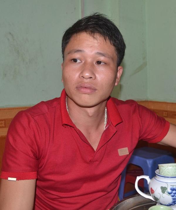 Anh Hoàng Văn Như (chồng Tiến).