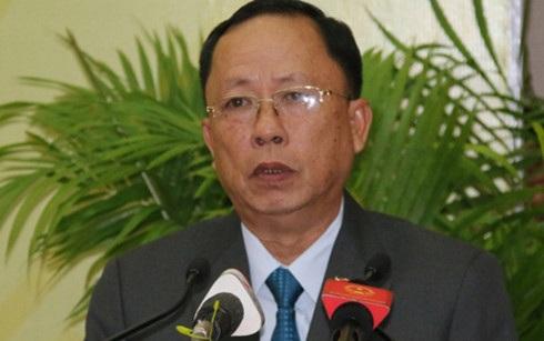 Ông Trần Công Chánh, Bí thư Tỉnh uỷ Hậu Giang (Ảnh: Báo Giao thông).
