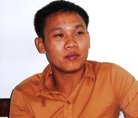 Cảnh sát dỏm Bùi Văn Bính.