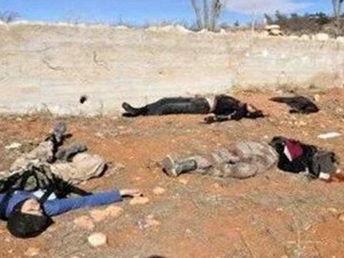 Một chỉ huy hàng đầu IS thiệt mạng ở Raqqa. (Ảnh minh họa)