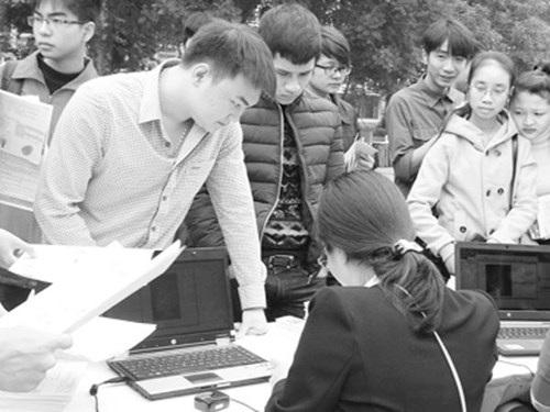 Sinh viên có nhiều lựa chọn công việc làm thêm dịp Tết Nguyên đán 2016