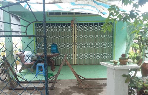 Ngôi nhà kháng trang của gia đình chồng