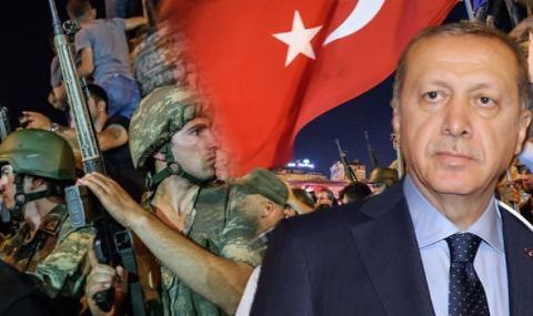 Vụ đảo chính quân sự ở Thổ Nhĩ Kỳ vẫn còn rất nhiều điểm nghi vấn