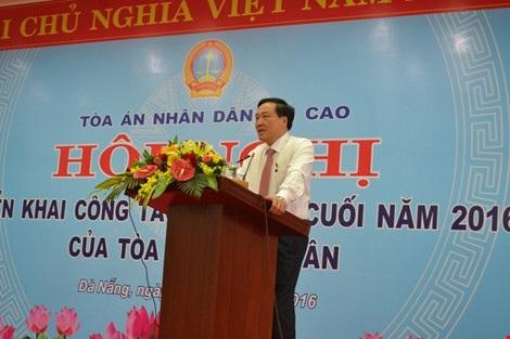 Ông Nguyễn Hòa Bình nói về vụ án đại gia mua dâm và vụ án Huỳnh Văn Nén