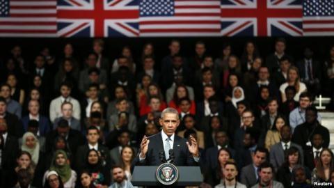 Tổng thống Obama đã loại bỏ khả năng liên minh quân sự do Mỹ đứng đầu triển khai bộ binh tới Syria nhằm lật đổ ông Assad.