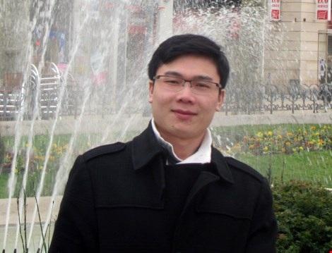 """Tiến sĩ trẻ xuất sắc thế giới: """"Tôi sẵn sàng về Việt Nam"""" - 1"""
