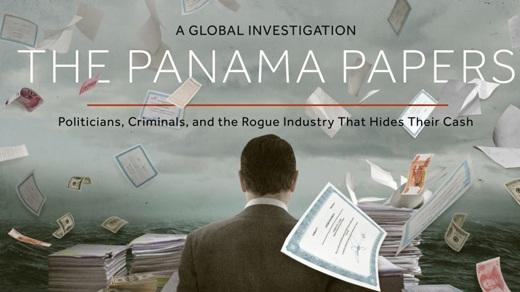 Đằng sau Hồ sơ Panama là rất nhiều ẩn số (Ảnh IICIJ)