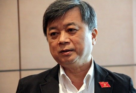 Đại biểu Trương Trọng Nghĩa chia sẻ quan điểm về công tác nhiệm kỳ của Chủ tịch nước, Thủ tướng,