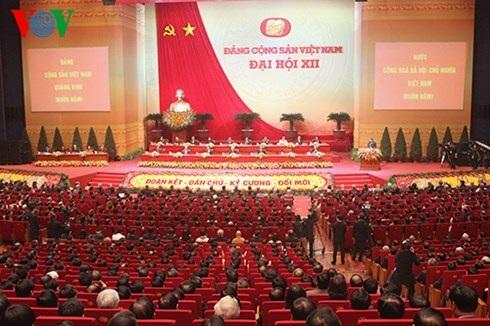 Đại hội Đảng lần thứ XII