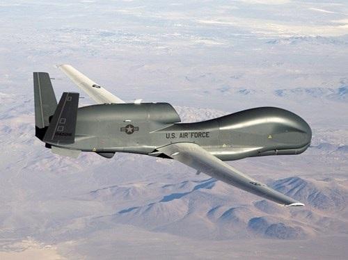 Máy bay do thám không người lái Global Hawk