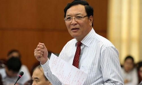Bộ trưởng Bộ GD&ĐT Phạm Vũ Luận