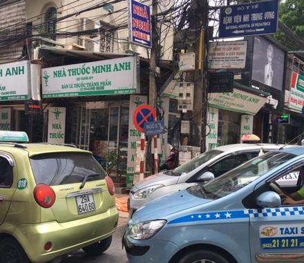 Đại diện các bệnh viện đều bày tỏ quan điểm ủng hộ việc độc quyền để giám sát taxi, bởi nếu không quản, taxi sẽ làm loạn bệnh viện.