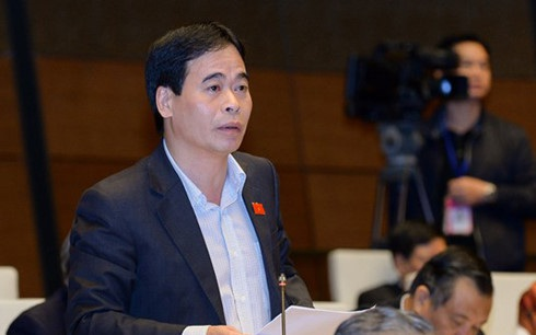 ĐBQH Nguyễn Mạnh Cường (Ảnh: Quochoi.vn)