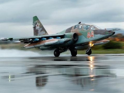 Không quân Nga tiếp tục hỗ trợ Syria