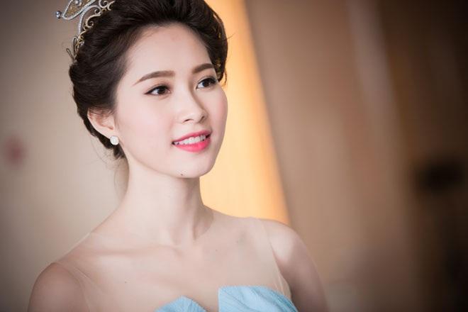 Hoa hậu Thu Thảo chưa sẵn sàng thi quốc tế.