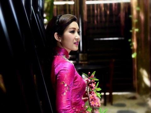NSƯT - ca sĩ Thanh Thúy. Ảnh: Lý Võ Phú Hưng