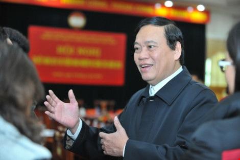 Ông Vũ Trọng Kim: Nếu được giới thiệu ứng cử mà lòng không muốn, chưa sẵn sàng thì không nên tham gia. Ảnh: Hoàng Long
