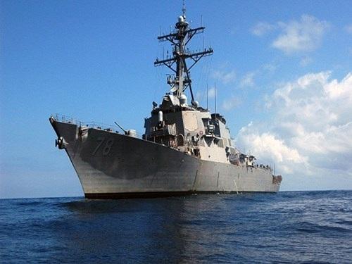 Tàu USS Porter (DDG-78) của Hải quân Mỹ