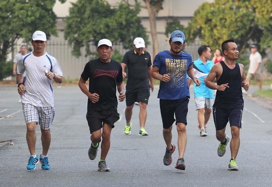 Vận động giúp tăng cường hoạt động của nhiều cơ quan trong cơ thể. Ảnh: Hoàng Triều