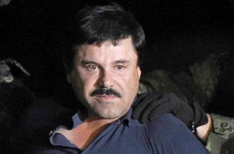Mỹ sẽ giam trùm ma túy Mexico Joaquin Guzman ở đâu? - 1