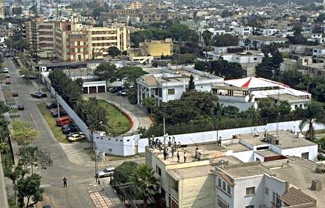 Vụ bắt cóc 72 con tin tại tòa Đại sứ Nhật Bản tại Peru: Cuộc đột nhập táo bạo (kỳ 1) - 1
