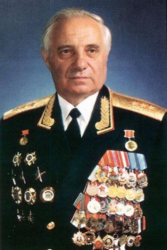 Cựu sĩ quan SMERSH/KGB Grigorii Grigorenko