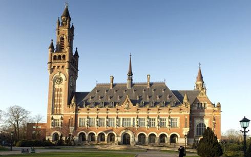 Trụ sở Tòa Trọng tài Thường trực PCA tại La Hay, Hà Lan. Ảnh: territoriojuridico.