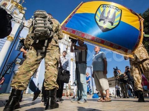 Ukraine sớm đối mặt nguy cơ đảo chính.