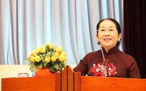 Bà Võ Thị Dung.