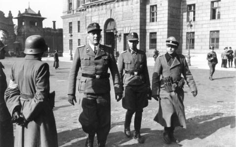 Otto Skorzeny, kẻ đứng đầu lực lượng biệt kích phát xít Đức