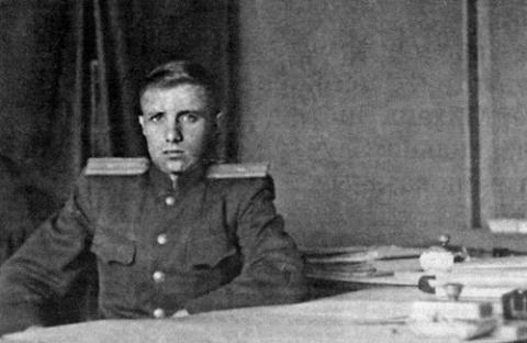 Tướng Grigorii Grigorenko